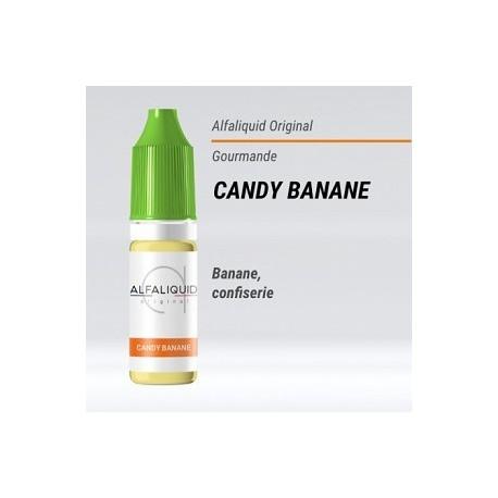 eLiquide Candy Banane Alfaliquid - 10 ml