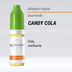 eLiquide Candy Cola Alfaliquid - 10 ml