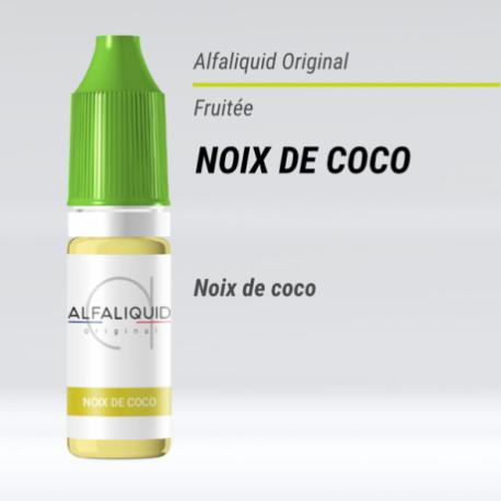 eLiquide Coco Alfaliquid - 10 ml