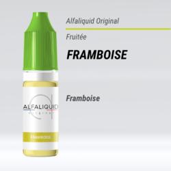 eLiquide Framboise Alfaliquid - 10 ml