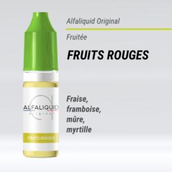 eLiquide Fruits rouges Alfaliquid - 10 ml
