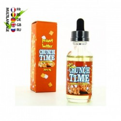 Crunch Time Peanut Butter California Vaping co ZHC 50 ml