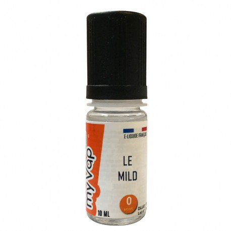 MILD  E-liquide Myvap