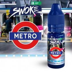 METRO E-liquide par SWOKE