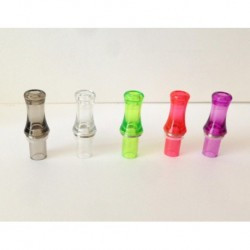 Embout drip Tip CE4 translucide rond