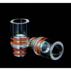 Drip tip style pyrex Subtank