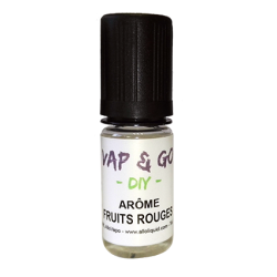Arôme Fruits rouges VAP & GO DIY 10 ml