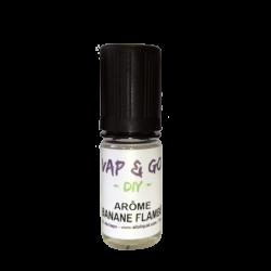 Arôme Banane Flambée VAP & GO DIY 10 ml