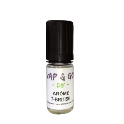 Arôme Classique  British VAP & GO DIY 10 ml