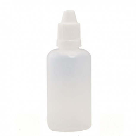 Flacon plastique 50 ml x5