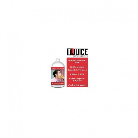Concentré Jacques le mon T-Juice 30mL