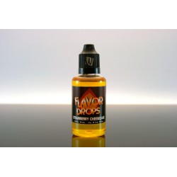 Strawberry Cheesecake Flavor Drops e-liquide