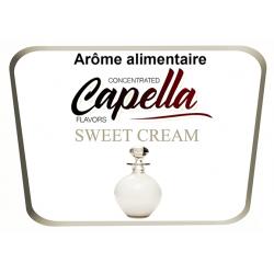 Concentre Sweet Cream Capella 10Ml