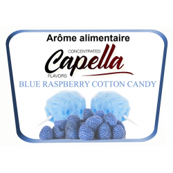 Concentre Blue Raspberry Cotton Candy Capella 10Ml