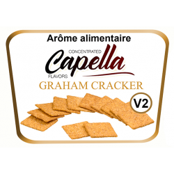 Concentre Graham Cracker V2 Capella 10Ml
