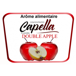 Concentre Double Apple Capella 10Ml