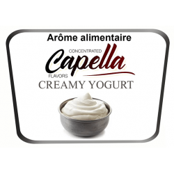 Concentre Creamy Yogurt Capella 10Ml