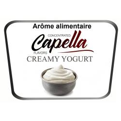 Concentre Creamy Yogurt Capella 10Ml