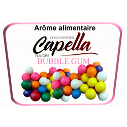 Concentre Bubble Gum Capella 10Ml