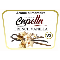 Concentre French Vanilla V2 Capella 10Ml