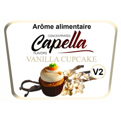 Concentre Vanilla Cupcake Capella 10Ml