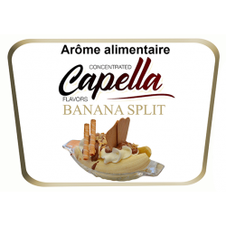 Concentre Banana Split Capella 10Ml