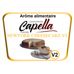 Concentre New York Cheescake V2 Capella 10Ml