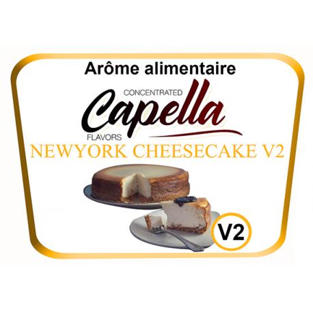 Concentre New York Cheescake V2 Capella 10Ml
