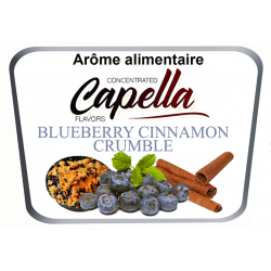 Concentre Blueberry Cinnamon Crumble Capella 10Ml