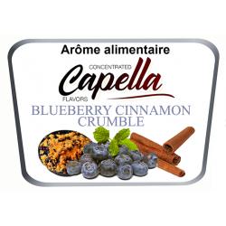 Concentre Blueberry Cinnamon Crumble Capella 10ml