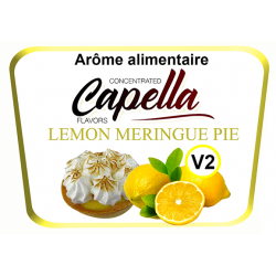 Concentre Lemon Meringue Pie V2 Capella 10Ml