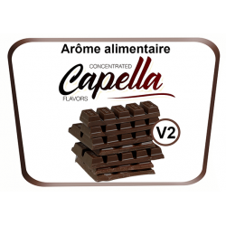 Concentre Double Chocolate Capella 10ml