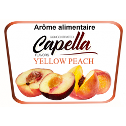 Concentre Yellow Peach Capella 10ml