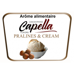 Concentre Praline & Cream Capella 10Ml