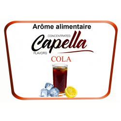 Concentre Cola Capella 10Ml