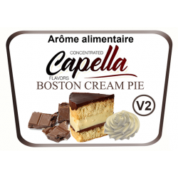 Concentre Boston Cream Pie Capella 10ml