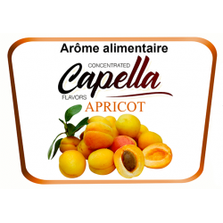 Concentre Apricot Capella 10ml