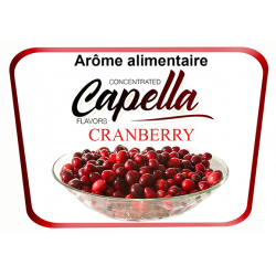Concentre Cranberry Capella 10ml