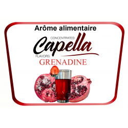 Concentre Grenadine Capella 10Ml