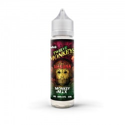 Hakuna Twelve Monkeys ZHC 50 ml