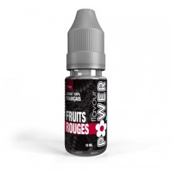 Fruits rouges Flavour Power 10 ml PG/VG 80/20