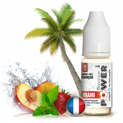 Miami FLAVOUR POWER 10ml 50/50