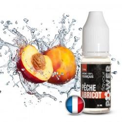 Pêche-abricot Flavour Power 10 ml 50/50