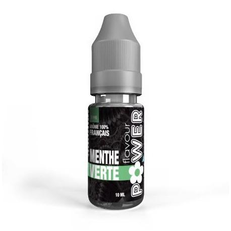 Menthe Verte Flavour Power 10 ml PG/VG 80/20