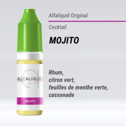 Eliquide Mojito Alfaliquid 10 Ml