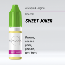 Eliquide Sweet Joker Alfaliquid 10 Ml