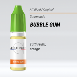 Eliquide Bubble Gum Alfaliquid 10 Ml