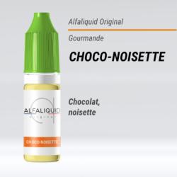 Eliquide Choco Noisette Alfaliquid 10 Ml