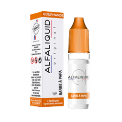 Eliquide Barbe à Papa Alfaliquid 10 Ml
