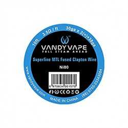 Superfine NI80 Vandy Vape
